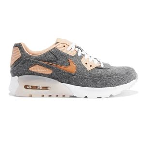 Nike Air Max 90 Ultra Premium Felt Sneakers